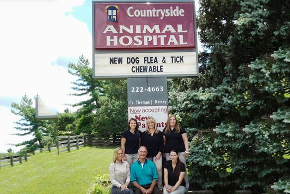 La Grange KY Veterinarian Staff Photo